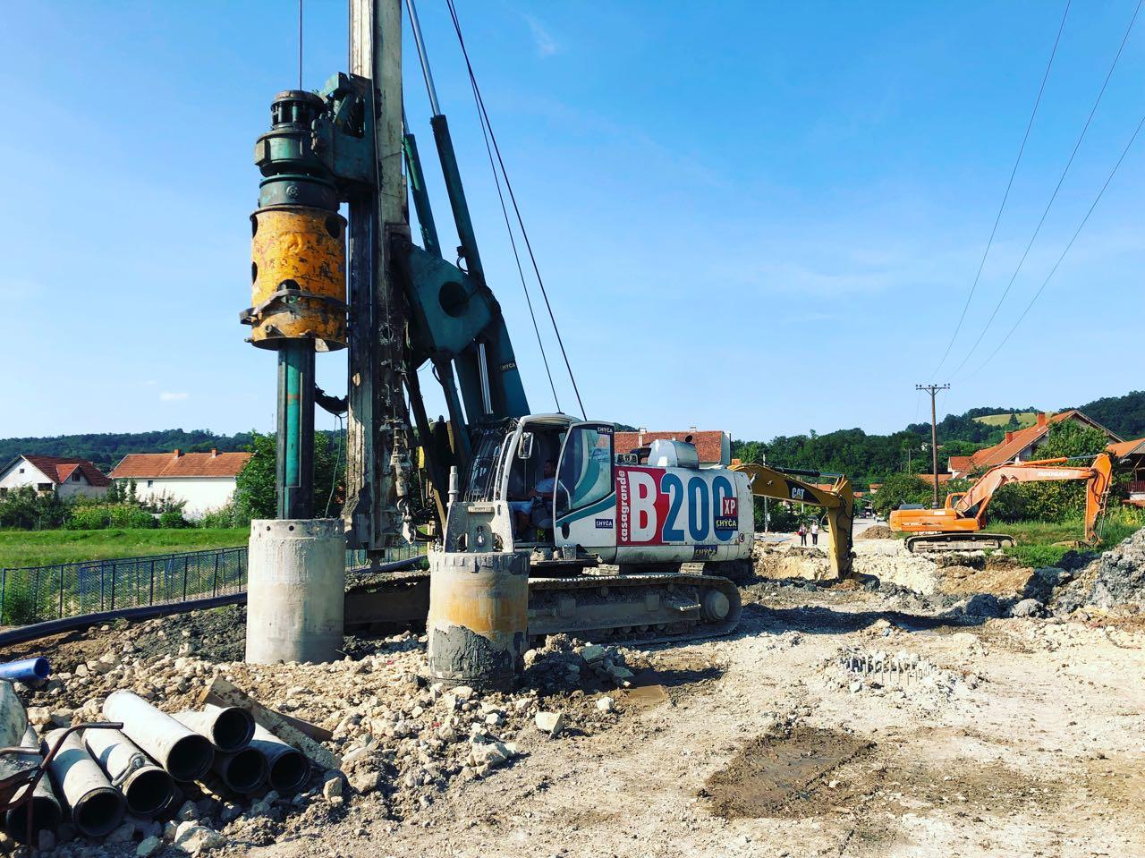Izgradnja mosta na reci Svrljiški Timok odvija se po planu