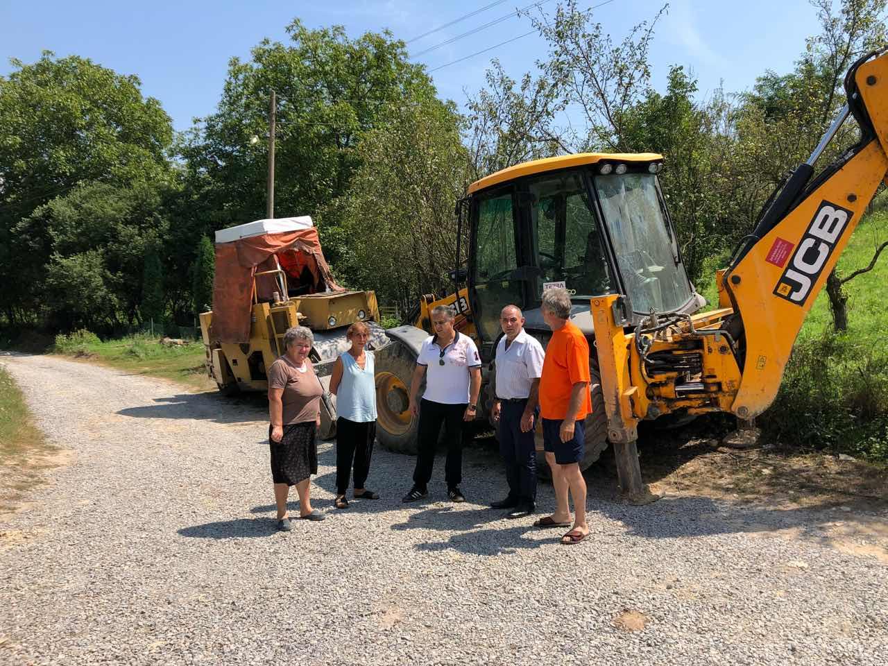 Revitalizacija seoskih puteva kroz svrljišku opštinu 1