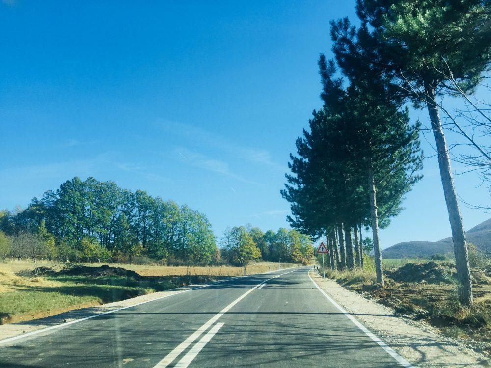 Selo Periš, na putu prema Babinom zubu / Staroj planini, foto: M. Miladinović, Svrljiške novine