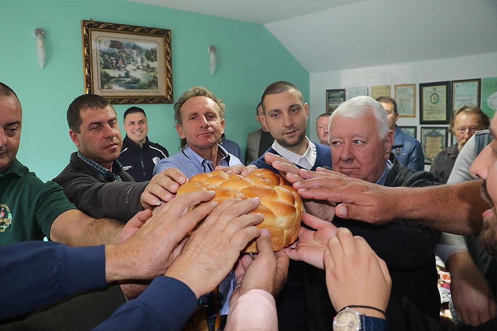 Lovačka slava, LU ''Dr Milenko Hadžić'', foto: M. Miladinović