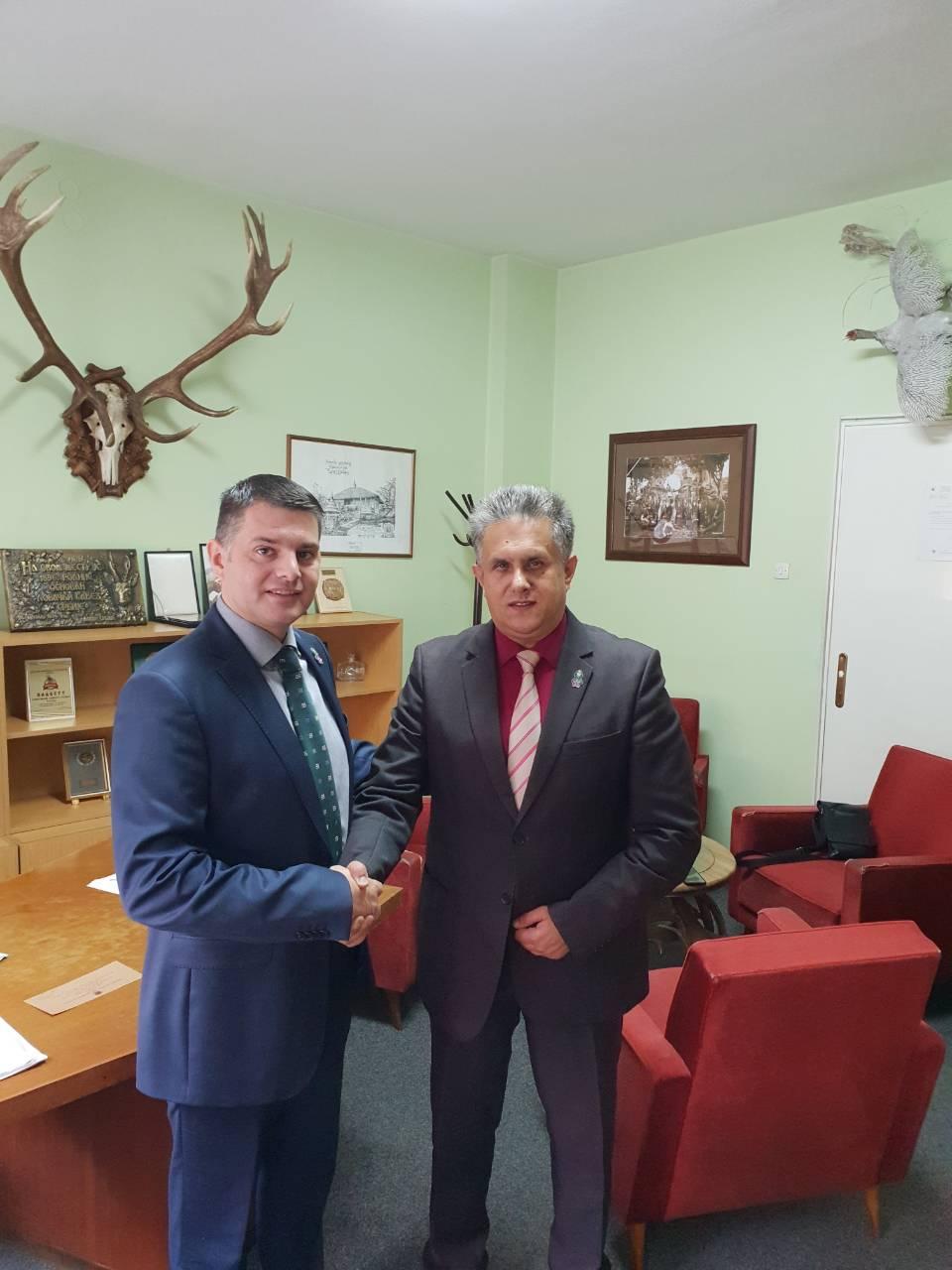 Razvoj lovnog turizma u svrljiškoj opštini