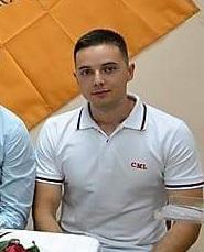 Predsednik Foruma mladih Ujedinjene seljačke stranke Marko Petrvoić, foto: A.K.