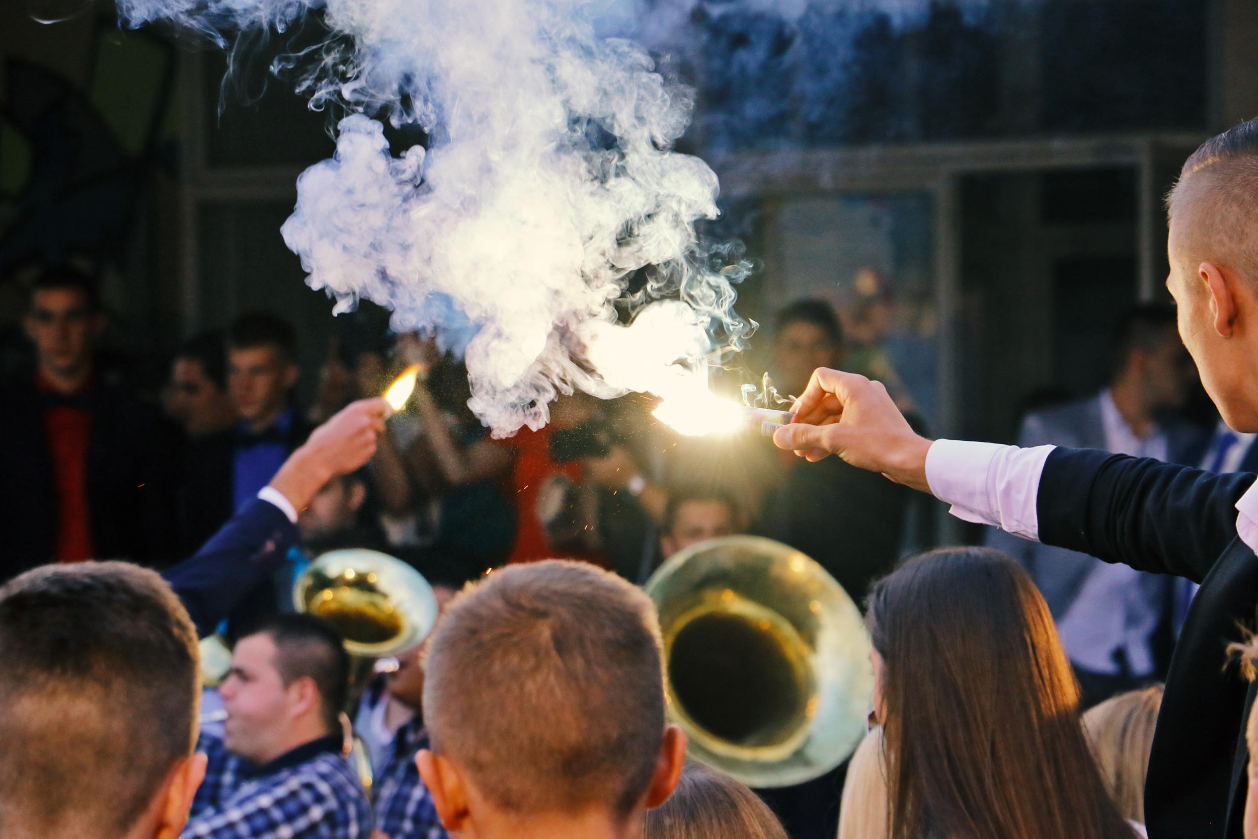 Srednjoškolci proslavili maturu