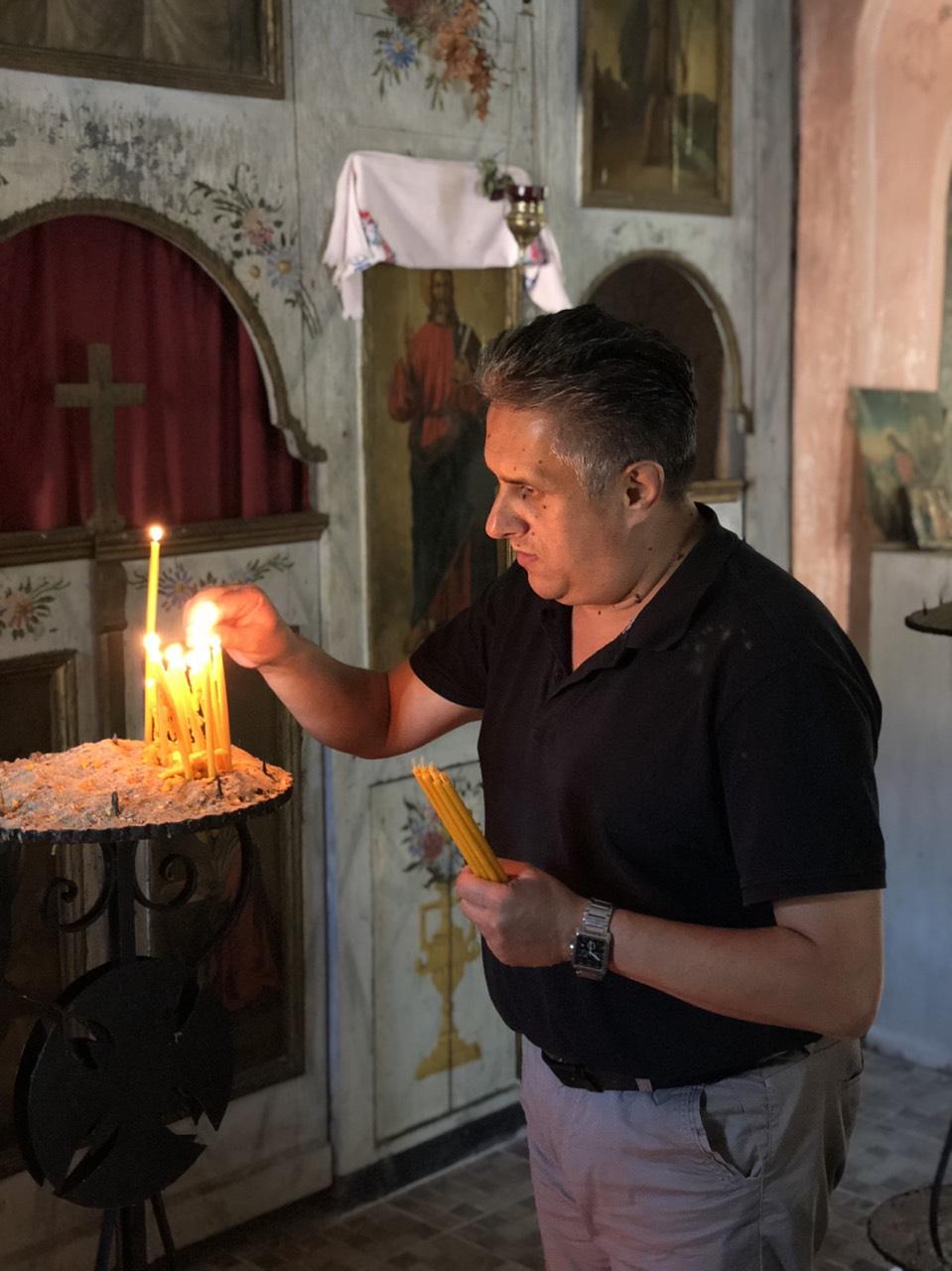 Miletić domaćinima čestitao letnjeg Svetog Nikolu