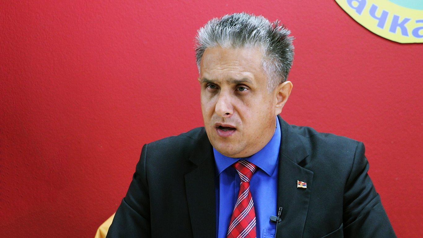 ZA ILI PROTIV: Miletić pozvao građane da se javno izjasne na njegovoj stranici