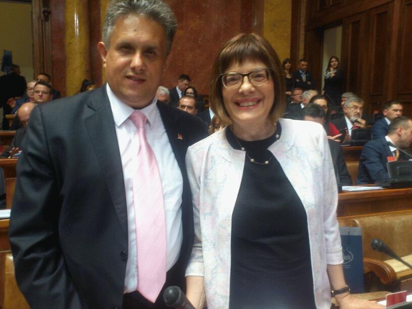Drugi mandat narodnom poslaniku Miliji Miletiću