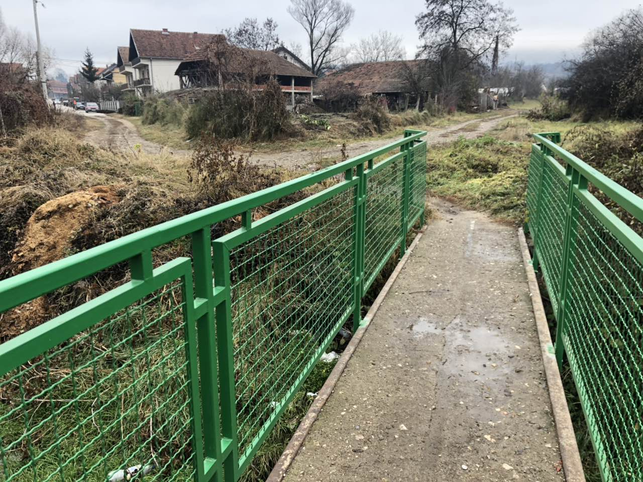 Most na Pravačkoj reci, foto: M.M. / Redakcija