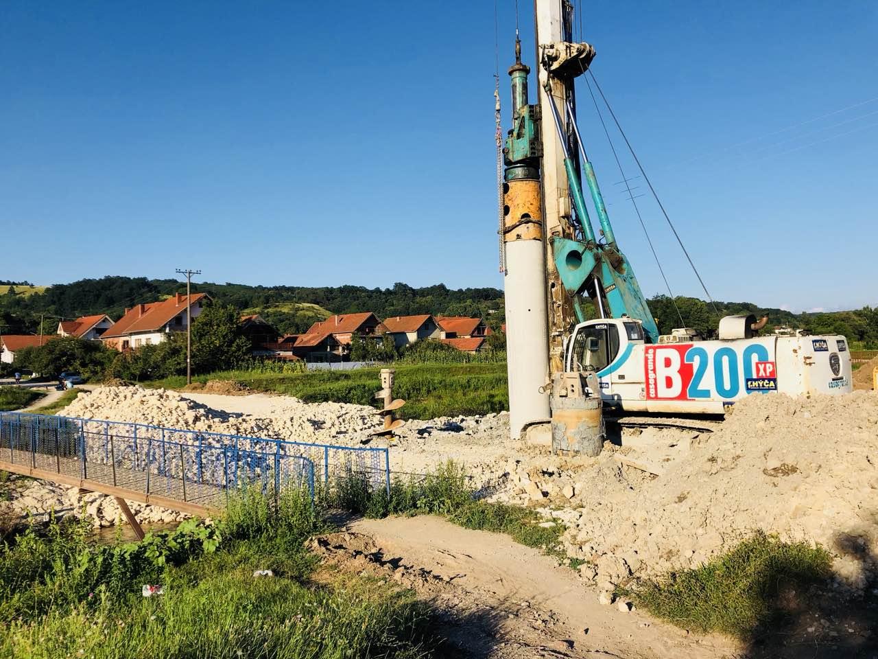 Počela izgradnja mosta na Svrljiškom Timoku 1