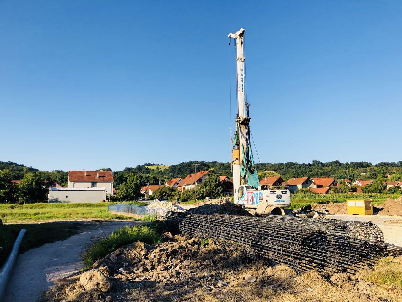 Počela izgradnja mosta na Svrljiškom Timoku 2