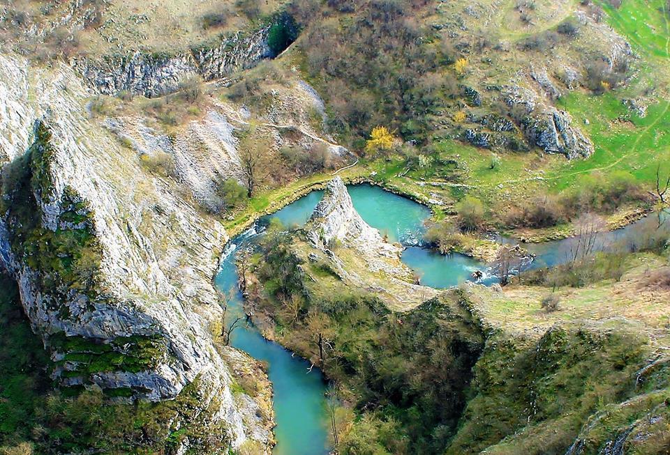 Lepote Niševačke klisure u proleće, foto: N.R. privatna arhiva