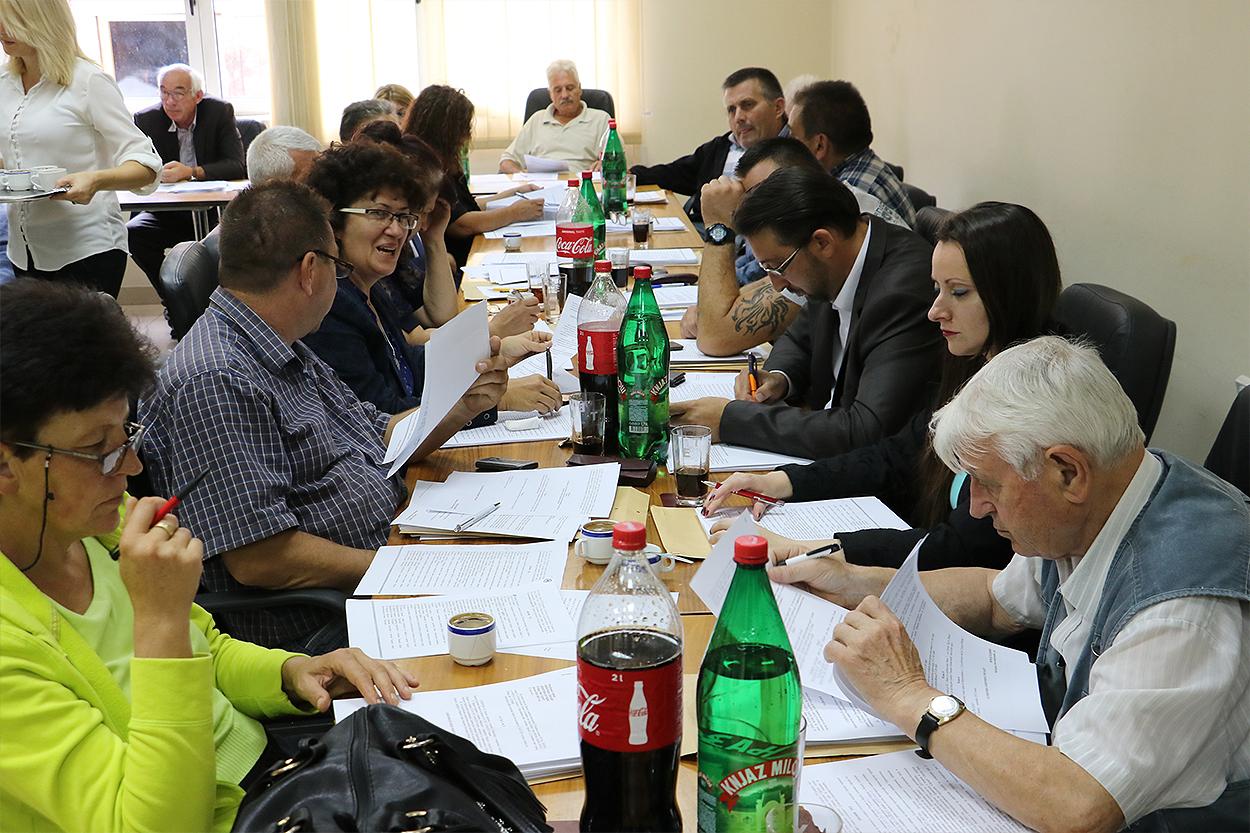 Odbornici lokalnog parlamenta, foto: M. Miladinović