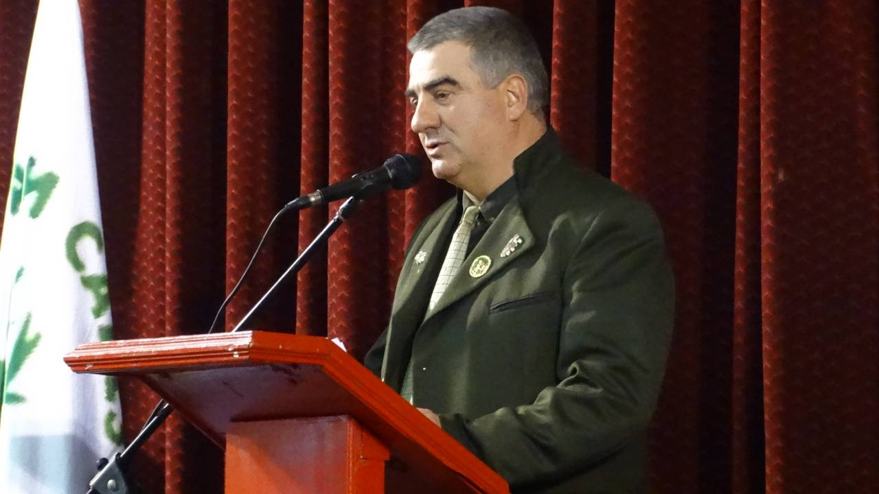 Zlatimir Rašić izabran za zamenika predsednika Lovačkog saveza jugoistočne Srbije 1