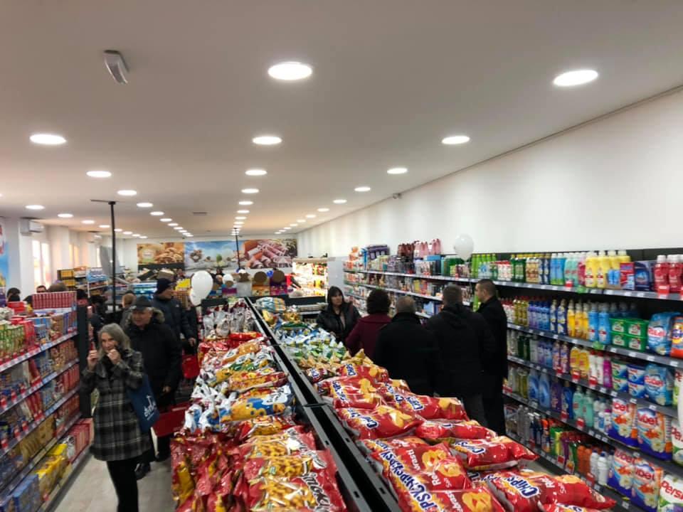 "Počeo sa radom supermarket ''Dilmano Dilbero"" preko puta Doma zdravlja"