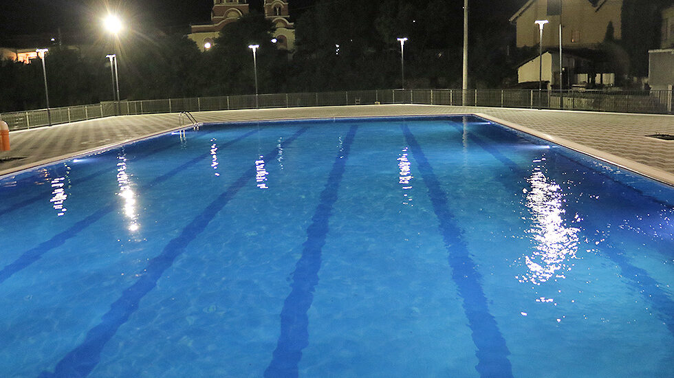 poluolimpijski bazen Svrljig