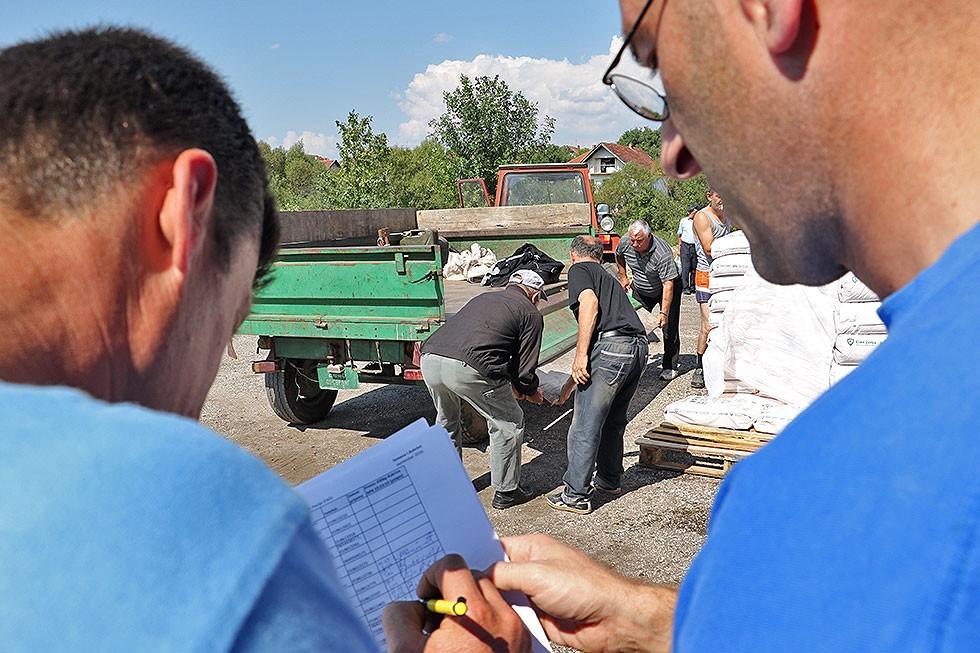 Pomoć poljoprivrednicima sa teritorije svrljiške opštine