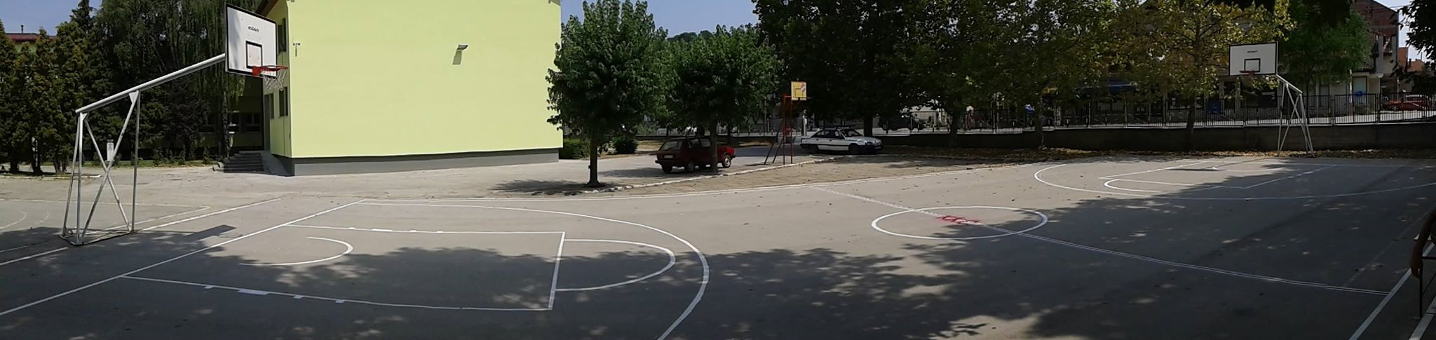 Letnji košarkaški kamp u Svrljigu 1