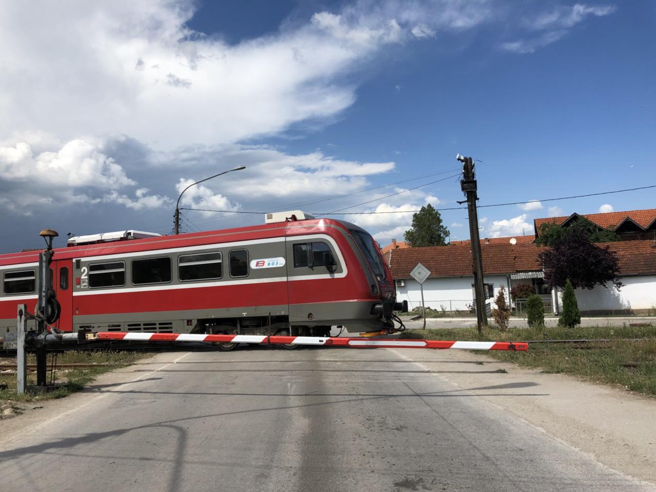Obustava železničkog saobraćaja na pruzi Niš-Zaječar