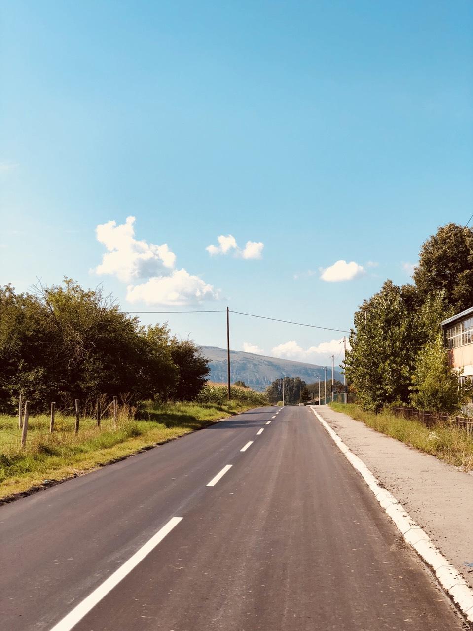 Miletić obišao novoizgrađenu saobraćajnicu