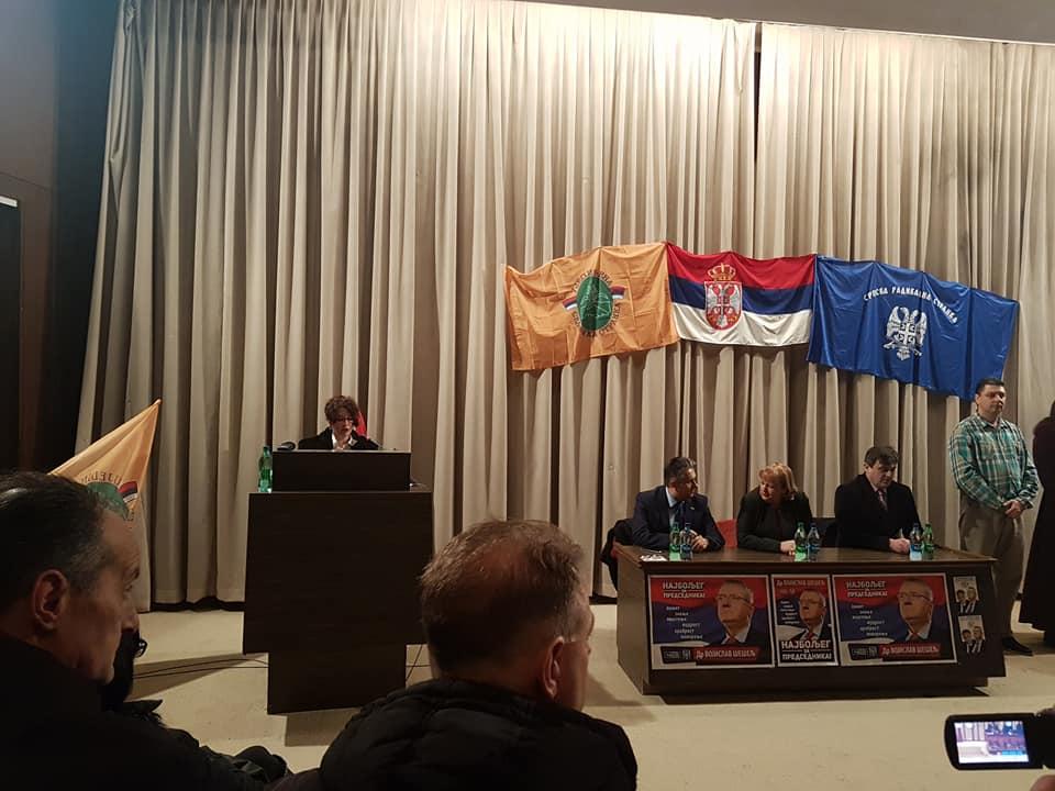 Konvencija u Boru, foto: https://www.facebook.com/radikali.bor/