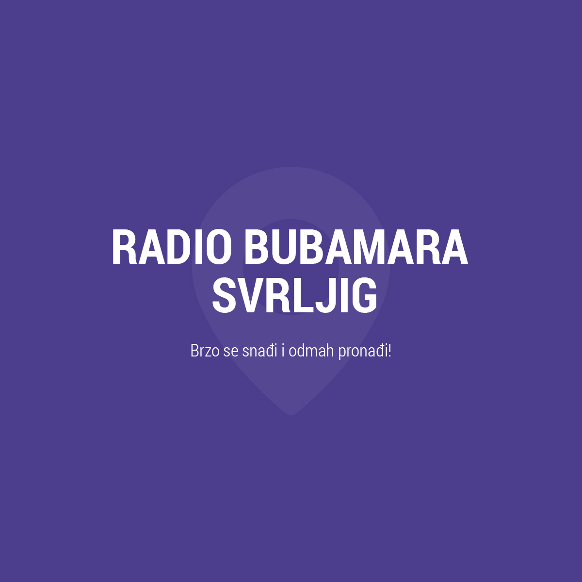 radio bubamara adresar thumb
