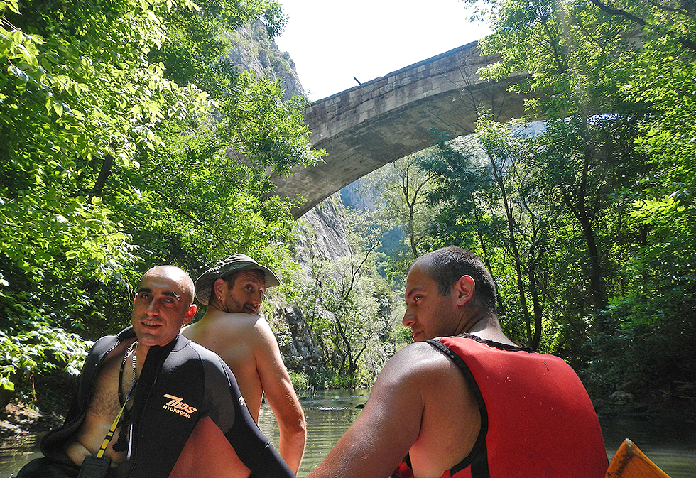 Kajakaši i turizam u Svrljigu