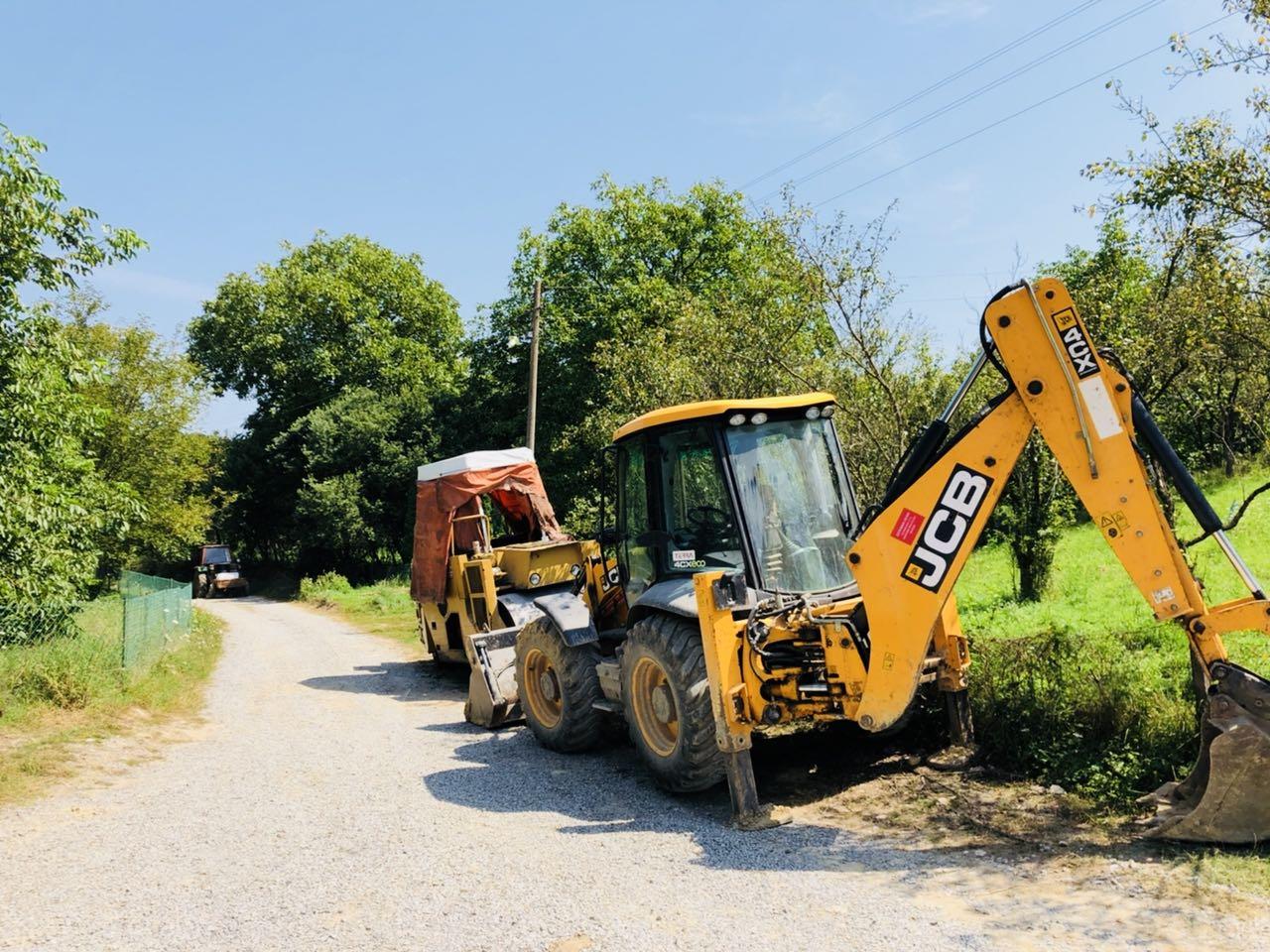 Revitalizacija seoskih puteva kroz svrljišku opštinu