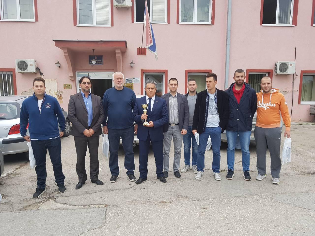 Opština Svrljig ponosna rezultatima rukometaša! Priređen prijem za igrače i upravu Kluba