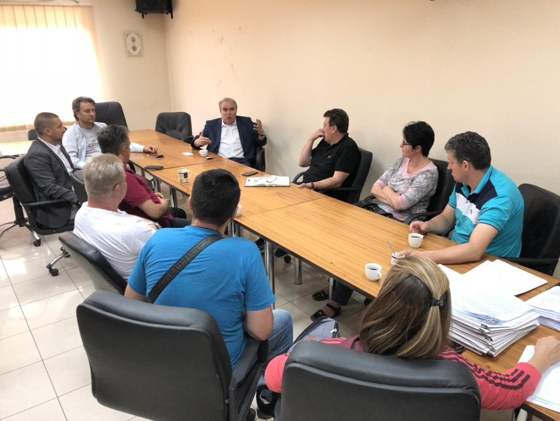 Sastanak sa privrednicima, foto: S.K. / Redakcija