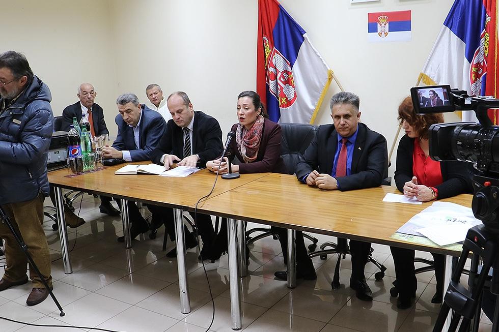 Održan sastanak opštine Svrljig, državnih službi i privrednika 2