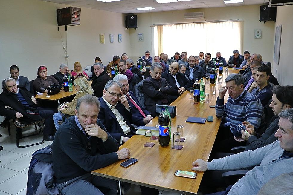 Održan sastanak opštine Svrljig, državnih službi i privrednika