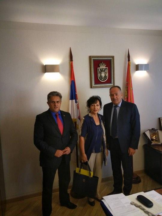 Miletić i Šarčević o obrazovanju u svrljiškoj opštini