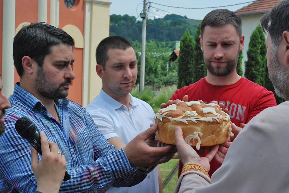 slavski kolac crkva Svrljig