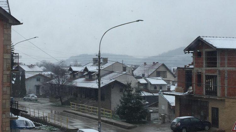 Sneg u Svrljigu, foto: Redakcija