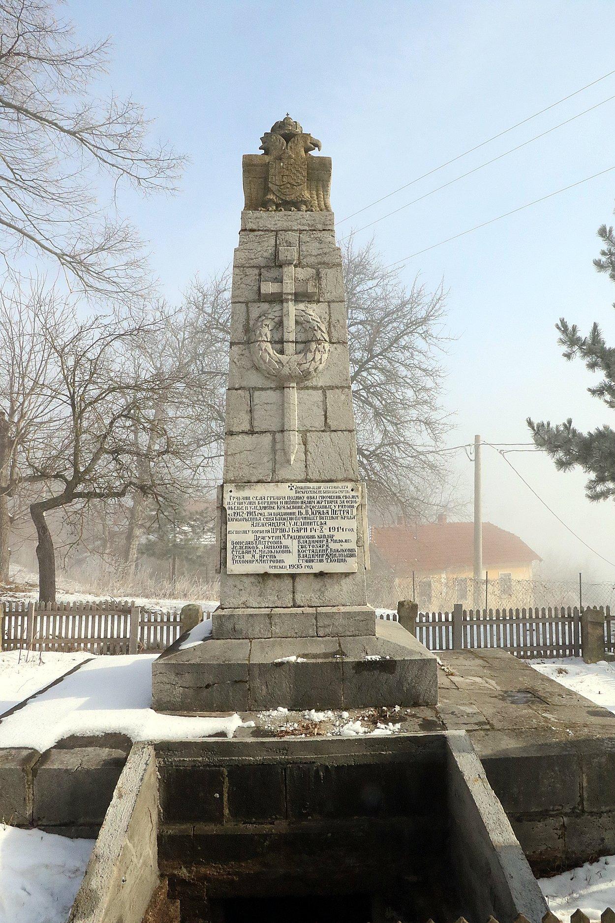 U martu obeležavanje stogodišnjice Svrljiško-topličkog ustanka