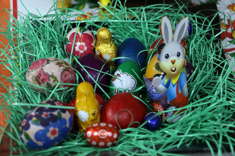 HRISTOS VOSKRESE: Danas je Uskrs