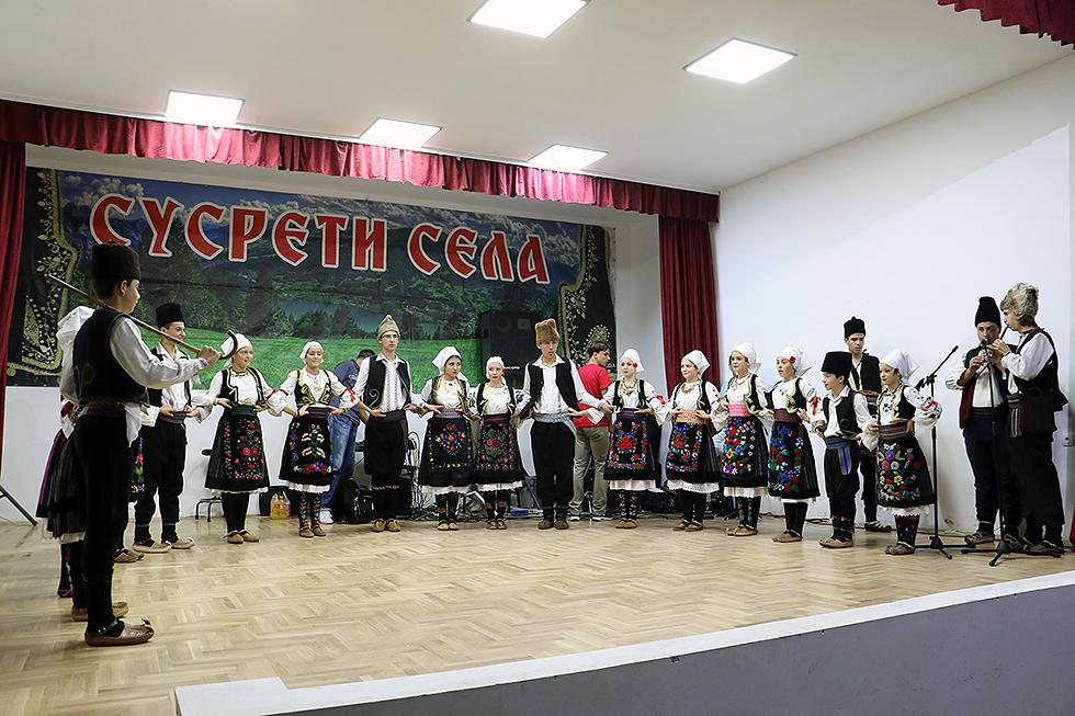 """Održani VIII ''Susreti sela"""" u svrljiškoj opštini"""