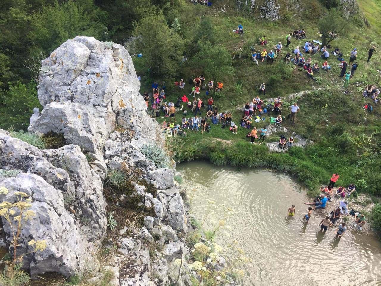 Planinari iz svih krajeva Srbije posetili svrljiški kraj