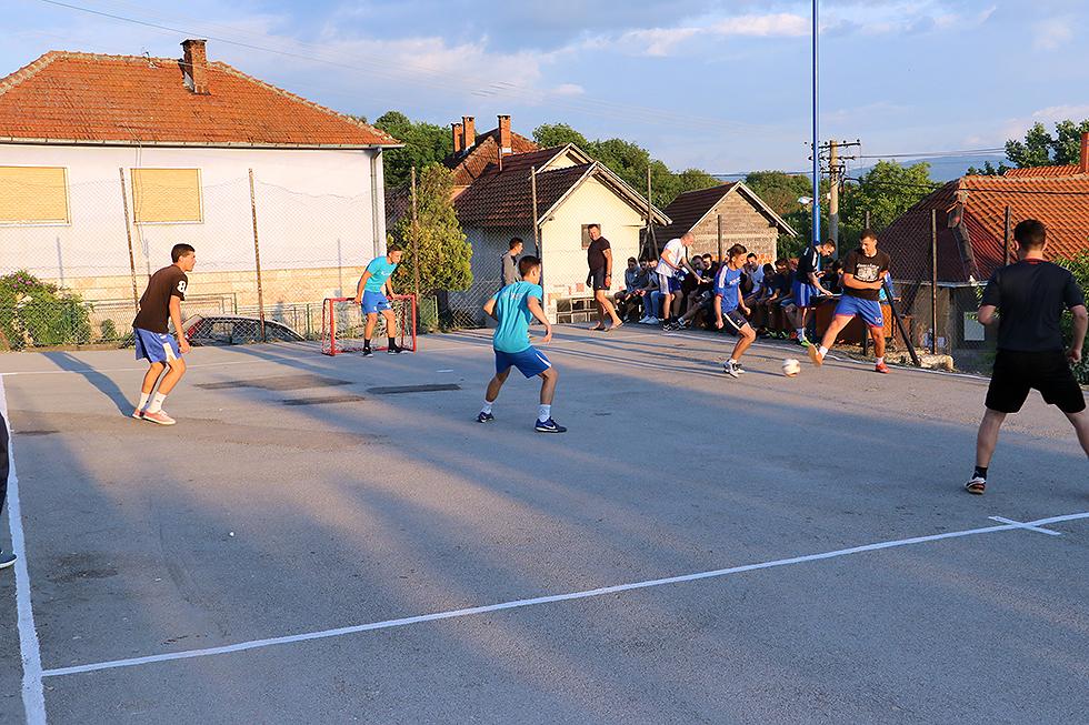 """Počinje VII turnir u malom fudbalu i basketu ,,Tri na tri"""" u Drajincu"""