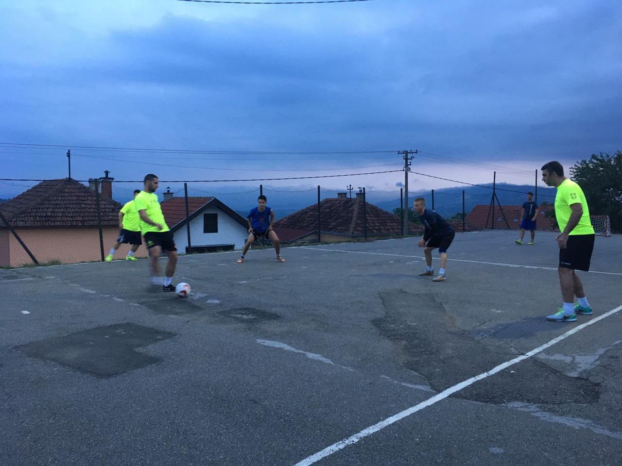 Počeo turnir u malom fudbalu u Drajincu