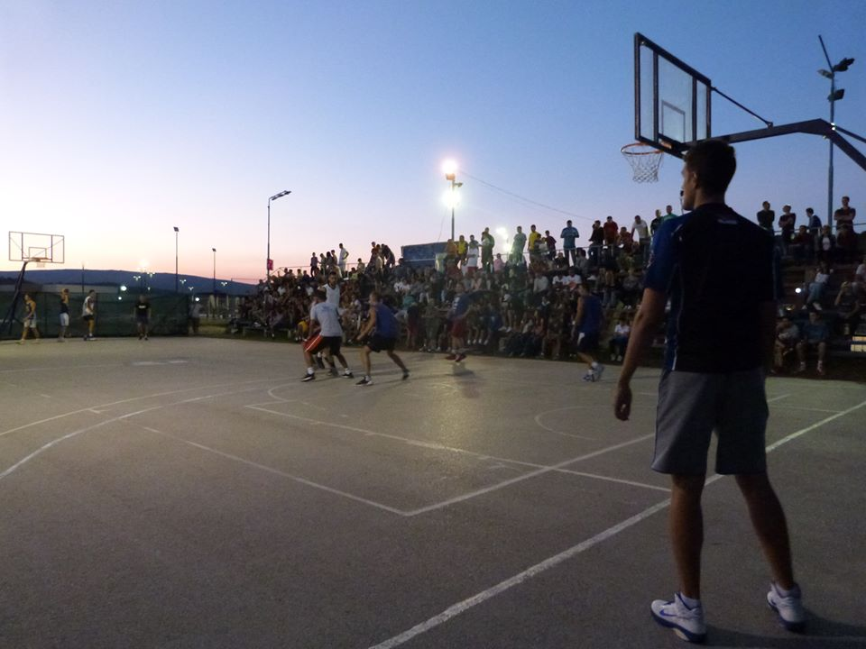 "Počeo VIII ""Turnir u basketu"""