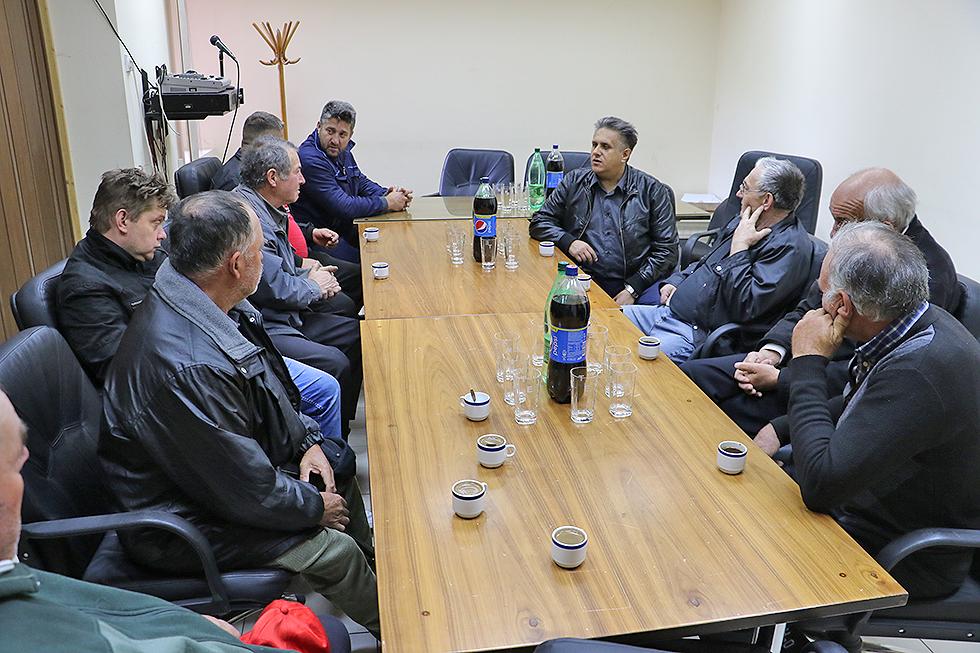 Vetarani – učesnici ratova dali podršku listi pod rednim brojem 1 na lokalu