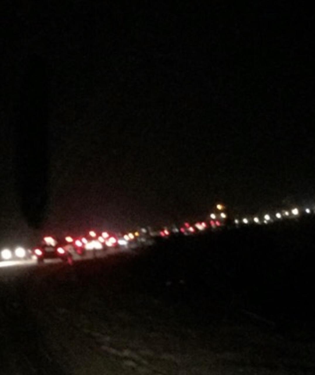 Prvi sneg napravio haos u saobraćaju!