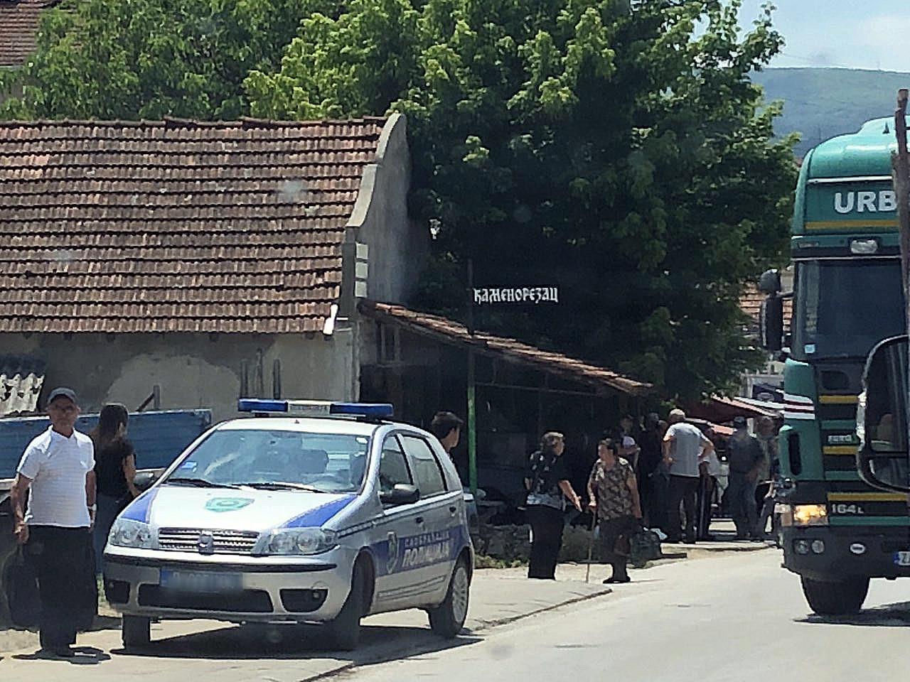 SAOBRAĆAJ: Povređena starica kod glavnog mosta u Svrljigu