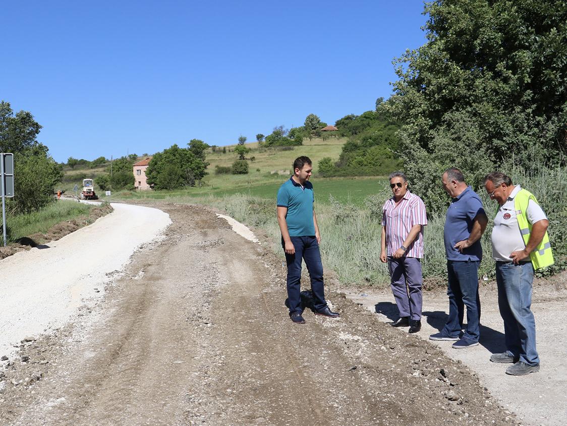 TURIZAM: Nastavak izgradnje puta prema Staroj planini 3
