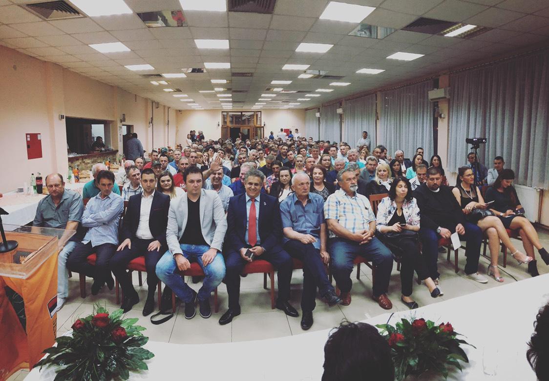 Jelena Trifunović na čelu Ujedinjene seljačke stranke