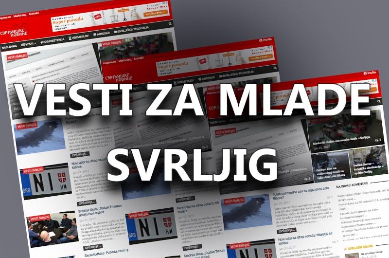 """Vesti za mlade na portalu ''Svrljiške novine"""""""