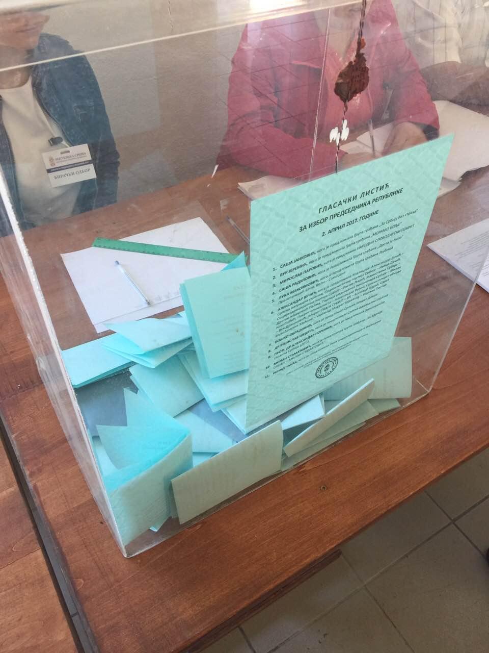 IZBORI 2017: U Svrljigu izlaznost birača iznad republičkog proseka