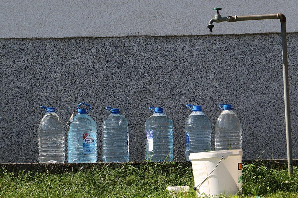 "JKSP ''Svrljig"": Štedite vodu"