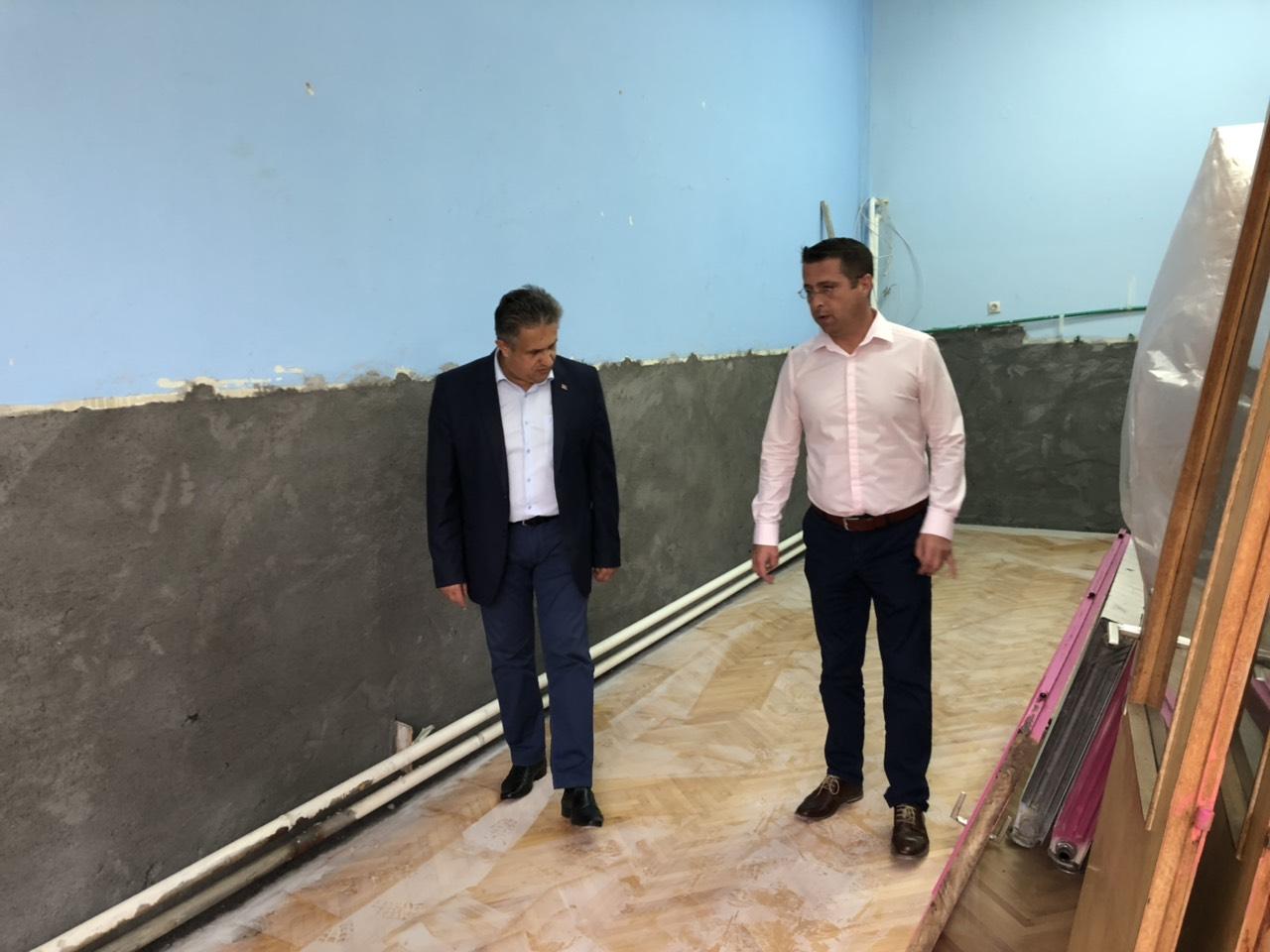 """INVESTICIJA VREDNA OKO 50.000 EURA: Počela rekonstrukcija prostorija u PU ''Poletarac"""""""